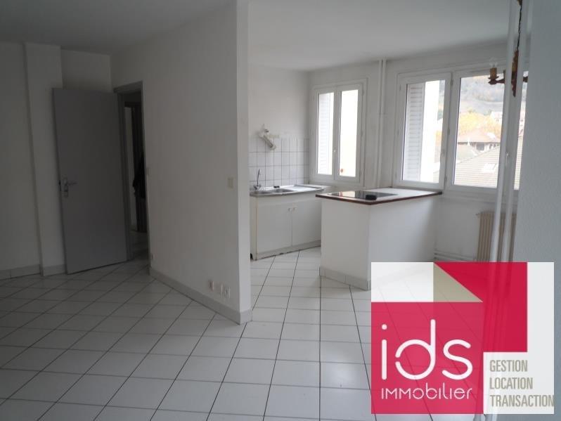 Locação apartamento Allevard 635€ CC - Fotografia 2