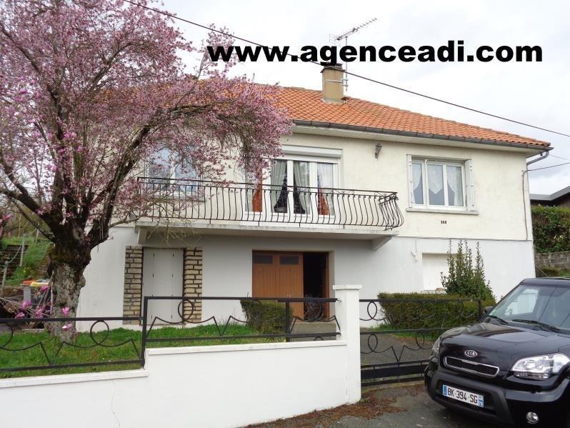 Vente maison / villa Pamproux 100700€ - Photo 1