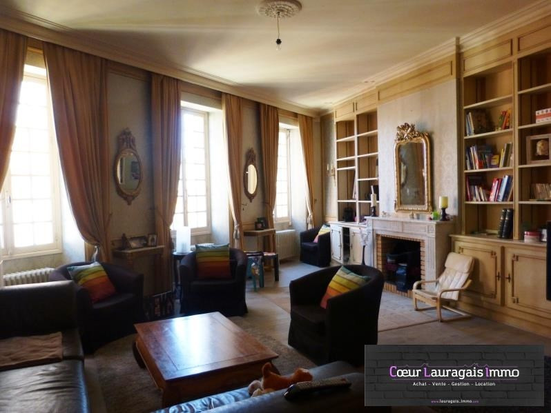 Location appartement Secteur caraman 760€ CC - Photo 1