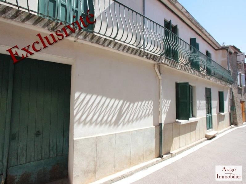 Sale building St hippolyte 264 000€ - Picture 1