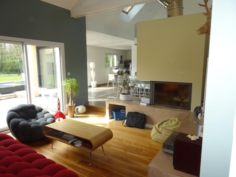 Vente maison / villa Notre dame d'allencon 418000€ - Photo 2