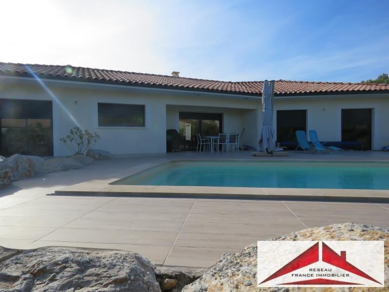 Sale house / villa St jean de fos 495000€ - Picture 1