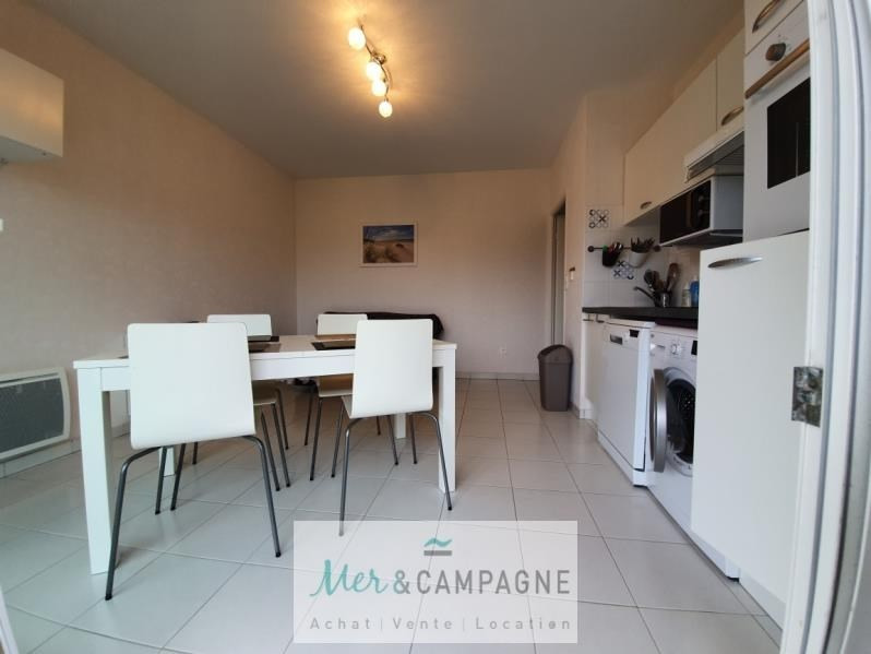 Vente appartement Fort mahon plage 155000€ - Photo 3