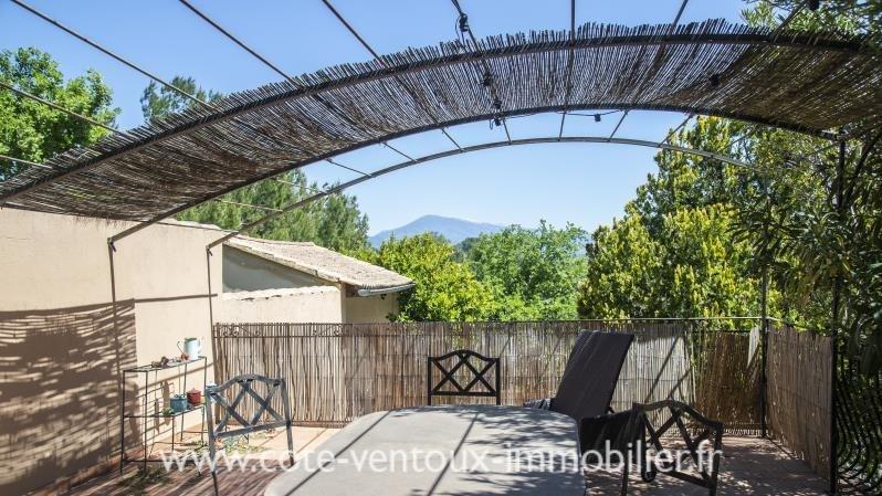 Sale house / villa Sarrians 420000€ - Picture 14