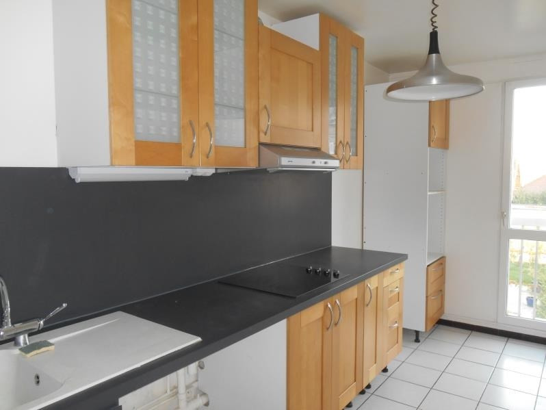 Rental apartment Troyes 550€ CC - Picture 1