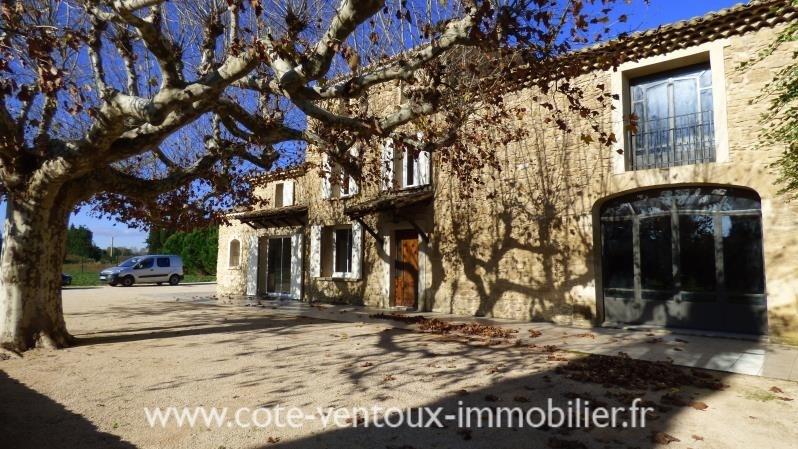 Sale house / villa Sarrians 448900€ - Picture 4
