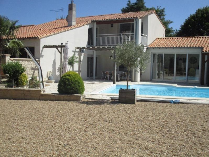 Vente maison / villa Magne 461000€ - Photo 1