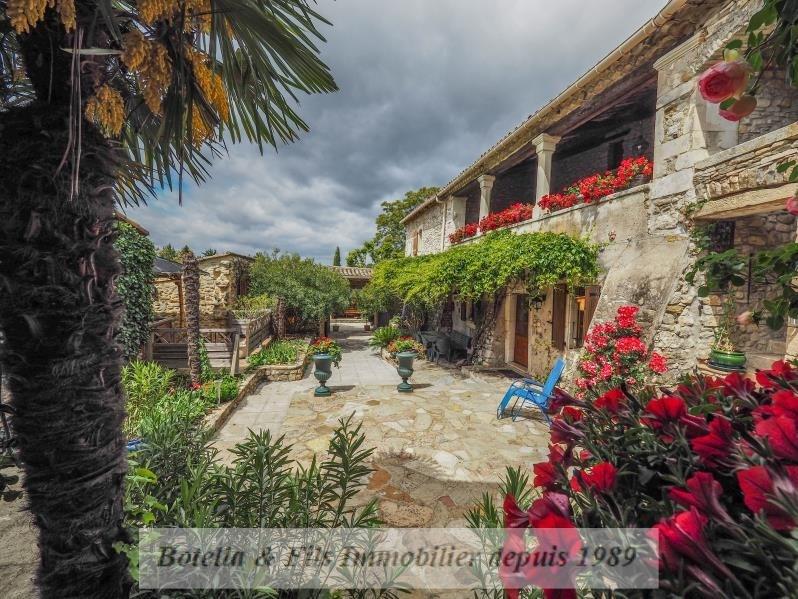 Immobile residenziali di prestigio casa Uzes 1055000€ - Fotografia 18