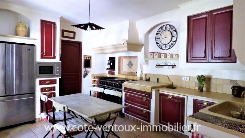 Vente maison / villa Aubignan 480 000€ - Photo 4