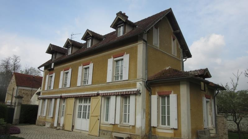 Sale house / villa St vrain 520000€ - Picture 1