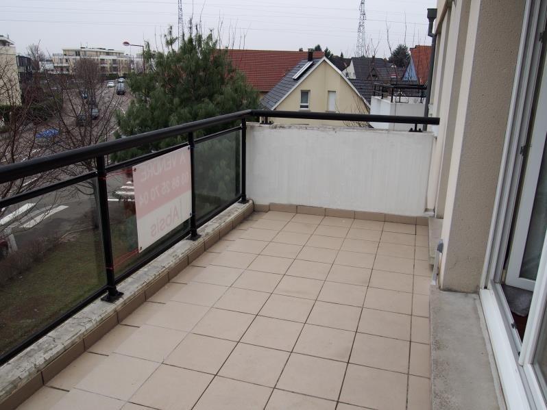 Vente appartement Souffelweyersheim 157500€ - Photo 8