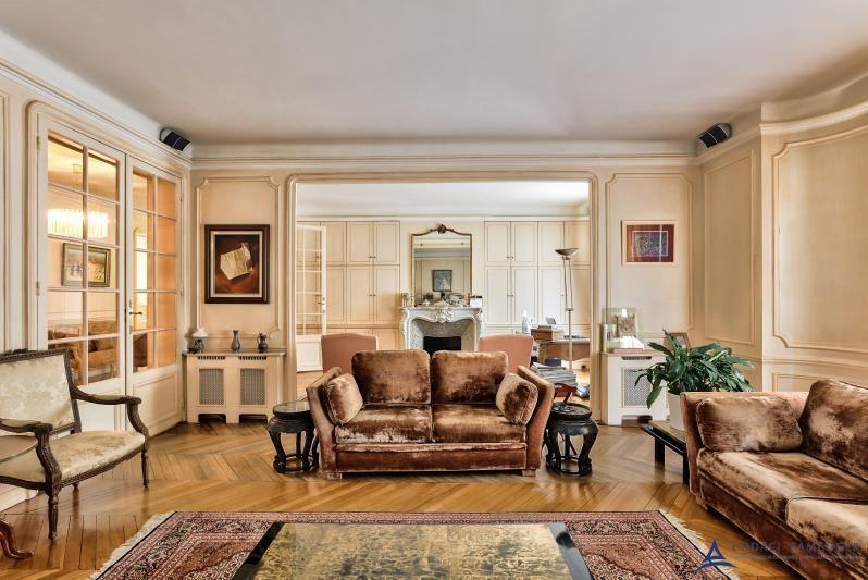 Deluxe sale apartment Paris 8ème 3740000€ - Picture 14