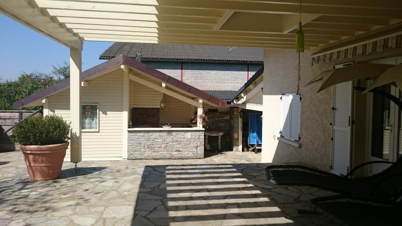 Revenda residencial de prestígio casa Gilly sur isere 590000€ - Fotografia 5