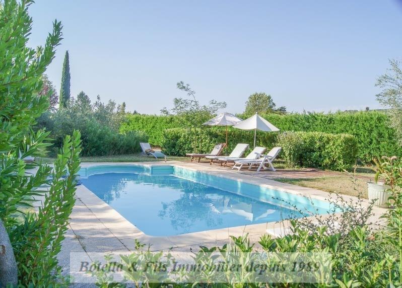 Verkoop van prestige  huis Uzes 747000€ - Foto 2