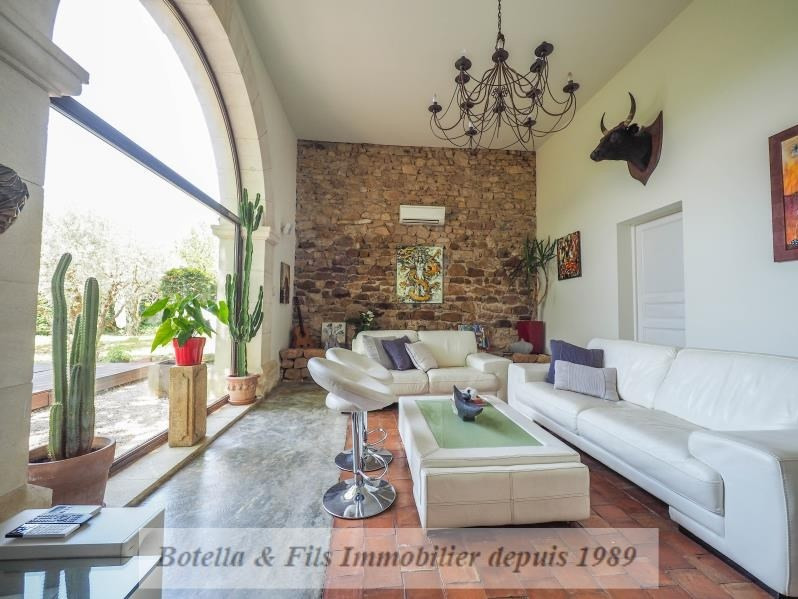 Verkoop van prestige  huis Uzes 997000€ - Foto 7