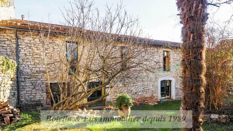 Vente maison / villa Barjac 238000€ - Photo 1