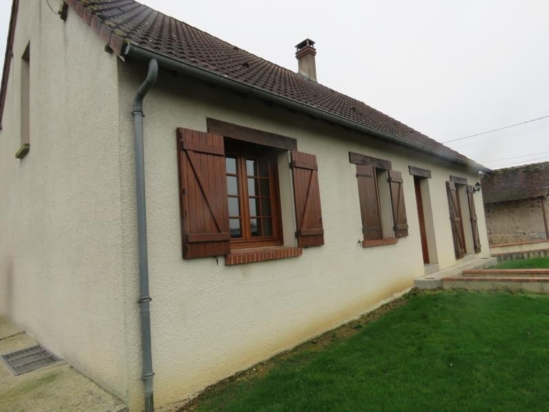 Location maison / villa Montoire sur le loir 620€ CC - Photo 1