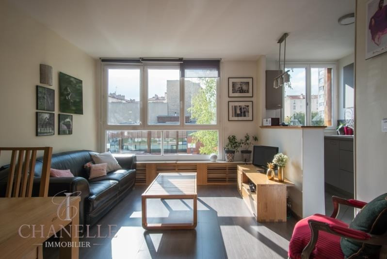 Vente appartement Vincennes 470 000€ - Photo 1