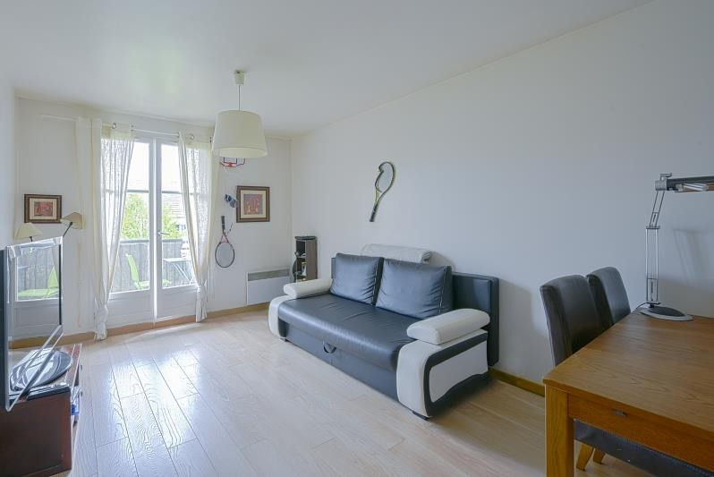 Rental apartment Cergy port 790€ CC - Picture 1