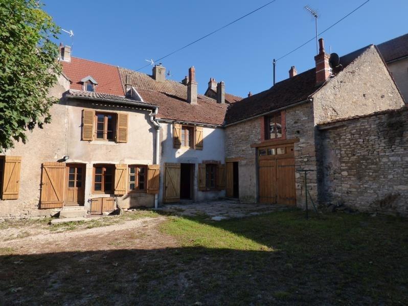Vente maison / villa Bligny-sur-ouche 99000€ - Photo 7