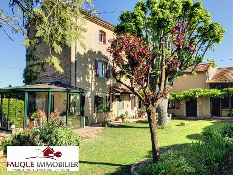 Sale house / villa Montmeyran 414500€ - Picture 1