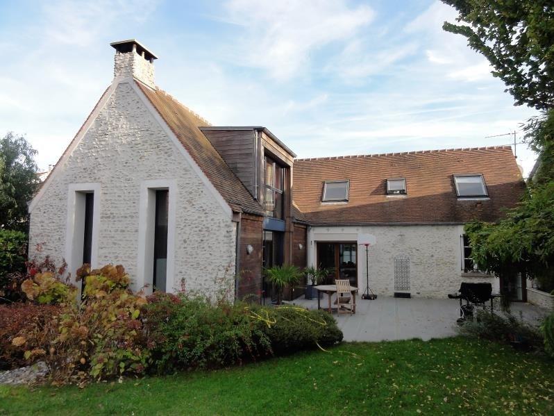Deluxe sale house / villa Montfort l amaury 650000€ - Picture 1