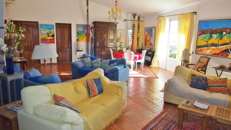 Vente de prestige maison / villa Saint cezaire sur siagne 790000€ - Photo 7