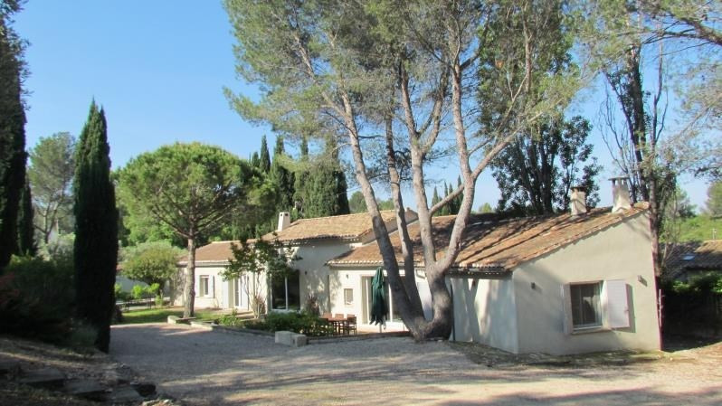 Deluxe sale house / villa Fontvieille 900 000€ - Picture 1