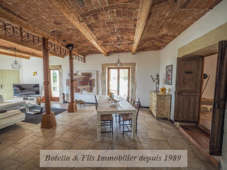 Immobile residenziali di prestigio casa Uzes 842000€ - Fotografia 5