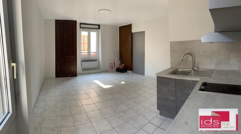Locação apartamento Pontcharra 399€ CC - Fotografia 3