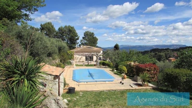 Vente de prestige maison / villa St savournin 570000€ - Photo 2