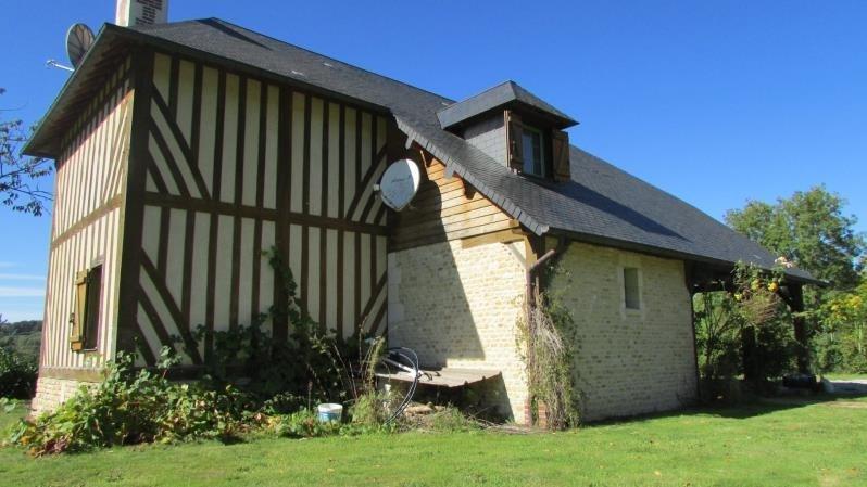 Vente maison / villa Le breuil en auge 337600€ - Photo 2