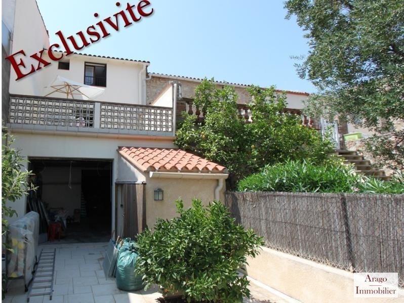 Sale house / villa Salses le chateau 149600€ - Picture 1