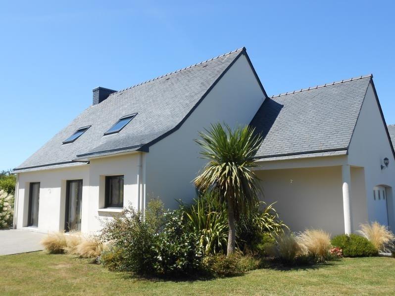 Sale house / villa Pluguffan 258795€ - Picture 1