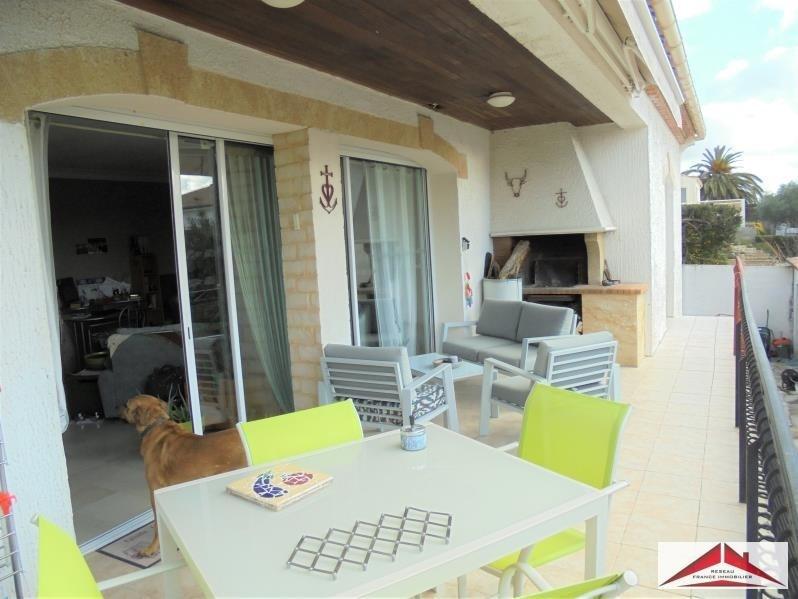 Vente de prestige maison / villa Le cres 573000€ - Photo 5