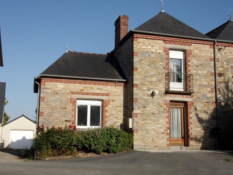 Vente maison / villa Chateaubourg 170100€ - Photo 1