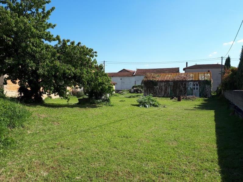 Vente terrain Cheyssieu 80000€ - Photo 2