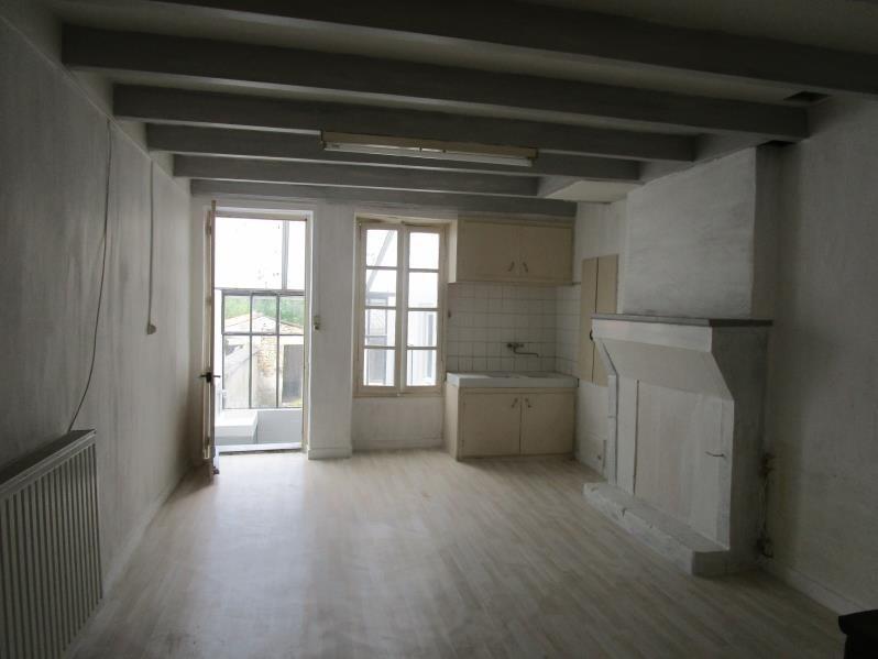 Vente maison / villa St maixent l ecole 55620€ - Photo 5