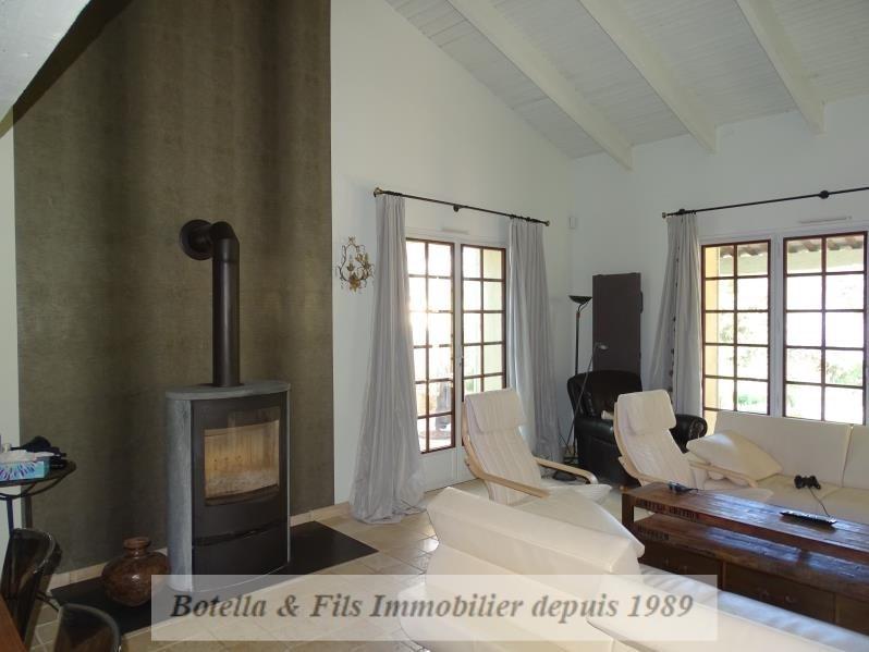 Verkoop  huis Barjac 382000€ - Foto 5