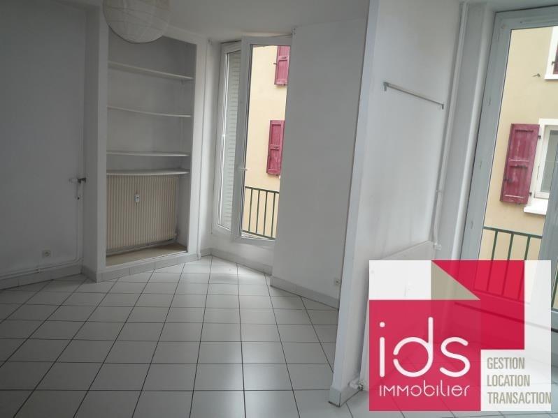 Locação apartamento Allevard 494€ CC - Fotografia 3