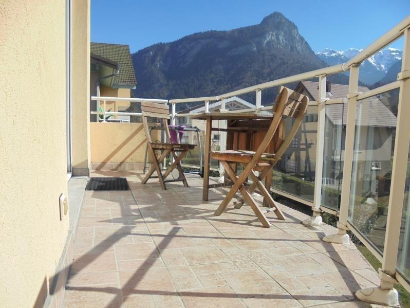 Sale apartment Scionzier 189000€ - Picture 2