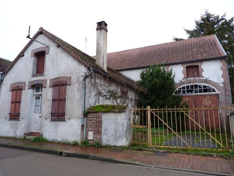Vente maison / villa Charny oree de puisaye 60000€ - Photo 1