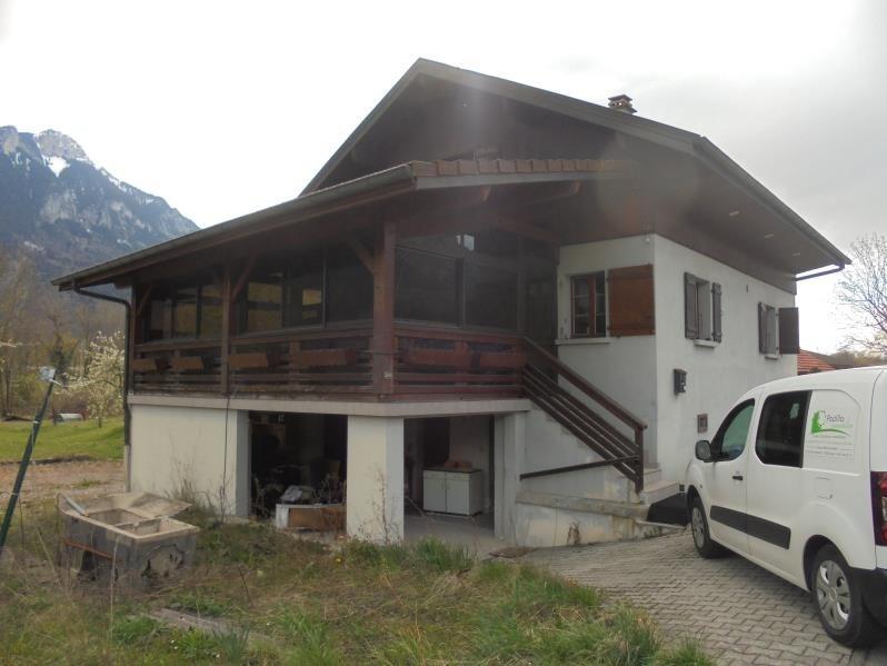 Sale house / villa Ayze 320000€ - Picture 1