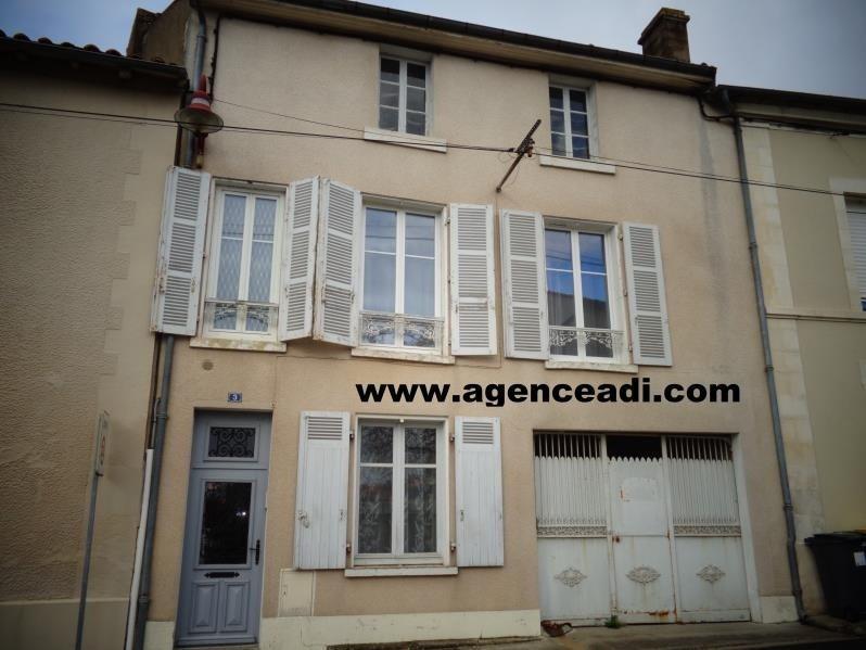 Vente maison / villa Pamproux 104900€ - Photo 1
