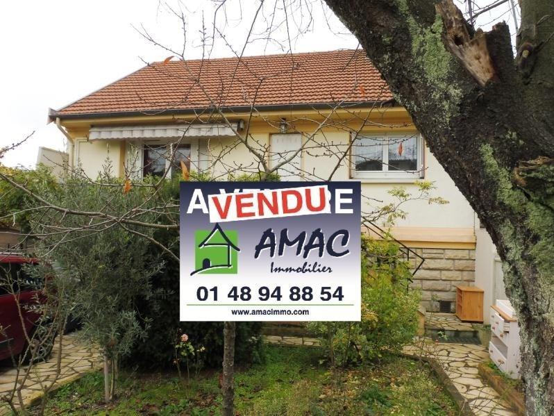 Vente maison / villa Villemomble 415000€ - Photo 1