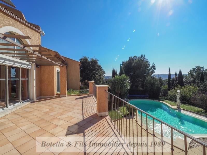 Verkoop van prestige  huis Uzes 749000€ - Foto 7
