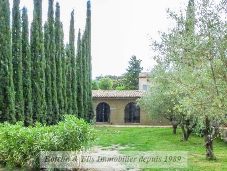 Verkoop van prestige  huis Uzes 583000€ - Foto 9