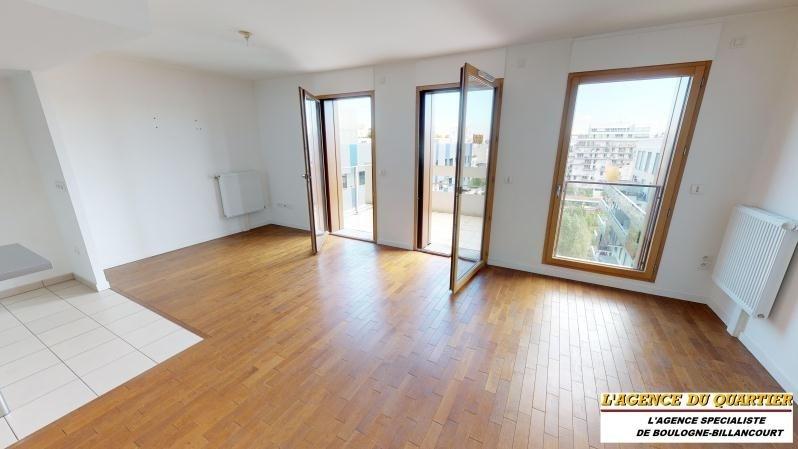 Vente appartement Boulogne billancourt 688000€ - Photo 2