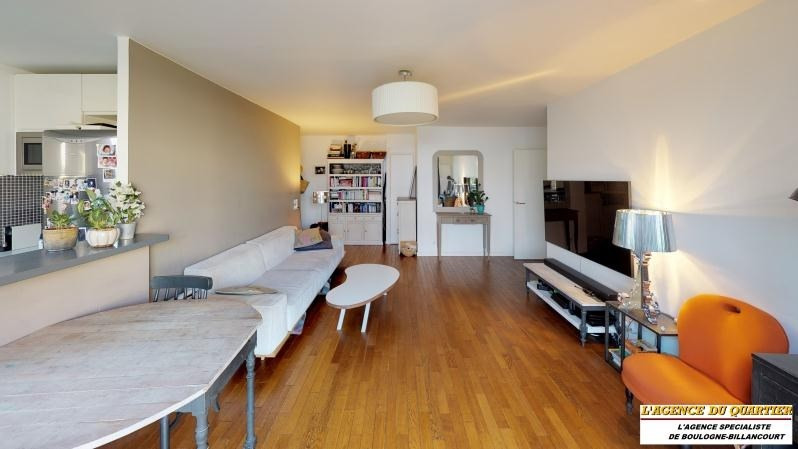Venta  apartamento Boulogne billancourt 699000€ - Fotografía 4