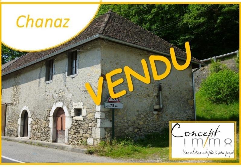 Venta  casa Chanaz 76000€ - Fotografía 1